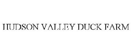HUDSON VALLEY DUCK FARM