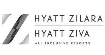 Z HYATT ZILARA HYATT ZIVA ALL INCLUSIVERESORTS