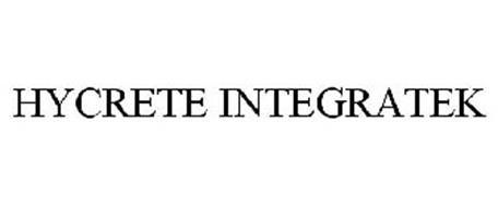 HYCRETE INTEGRATEK