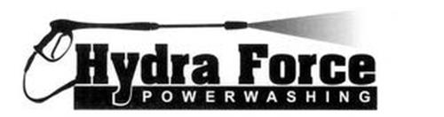 HYDRA FORCE POWERWASHING