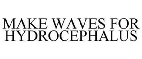 MAKE WAVES FOR HYDROCEPHALUS