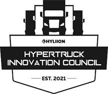 HYLIION HYPERTRUCK INNOVATION COUNCIL EST. 2021