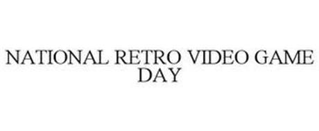 NATIONAL RETRO VIDEO GAME DAY