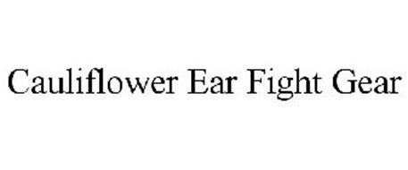 CAULIFLOWER EAR FIGHT GEAR