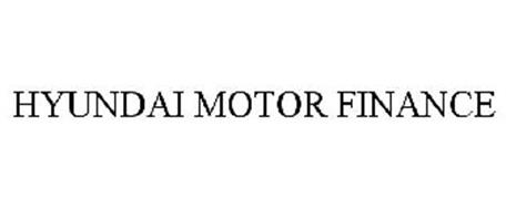Hyundai Motor Finance Trademark Of Hyundai Capital America