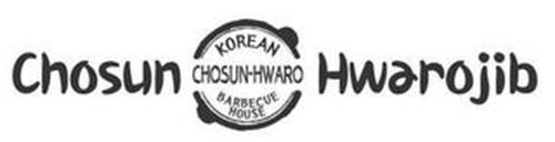 CHOSUN HWAROJIB KOREAN CHOSUN-HWARO BARBECUE HOUSE