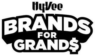 HY-VEE BRANDS FOR GRANDS