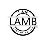 I AM LAMB TEEZ OF ESTEEM TM