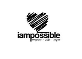 IAMPOSSIBLE EMPOWER · UNITE · INSPIRE