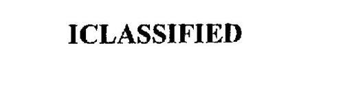 ICLASSIFIED