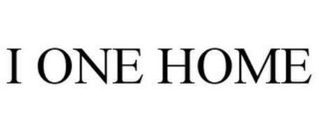 I ONE HOME