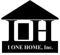 IOH I ONE HOME, INC.