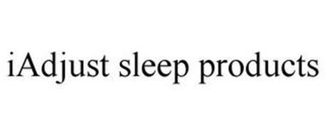 IADJUST SLEEP PRODUCTS