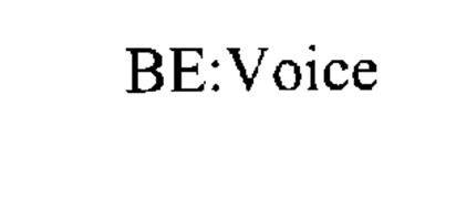 BE:VOICE