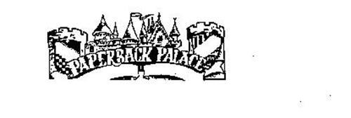 PAPERBACK PALACE