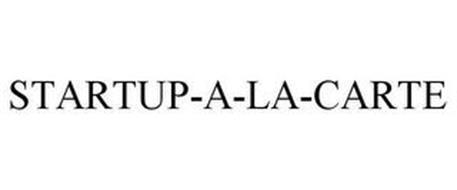 STARTUP-A-LA-CARTE
