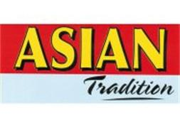 ASIAN TRADITION