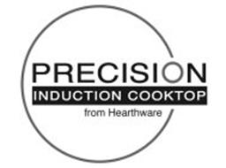 PRECISION INDUCTION COOKTOP FROM HEARTHWARE