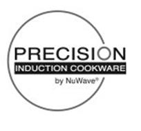 PRECISION INDUCTION COOKWARE BY NUWAVE