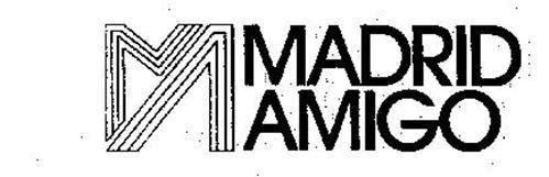 MADRID AMIGO MA