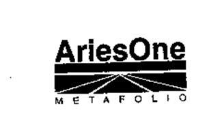 ARIESONE METAFOLIO