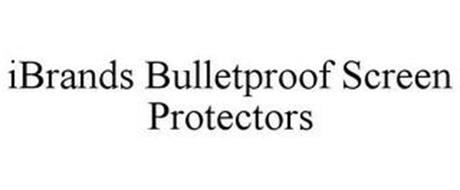 IBRANDS BULLETPROOF SCREEN PROTECTORS