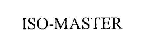 ISO-MASTER