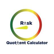 RISK QUOTIENT CALCULATOR