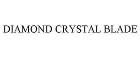 DIAMOND CRYSTAL BLADE