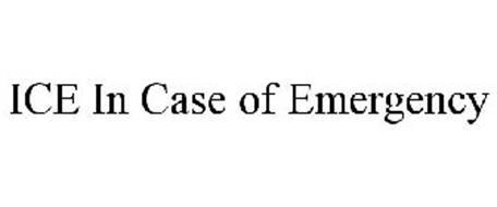 ICE IN CASE OF EMERGENCY