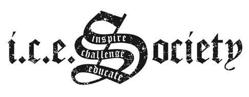 I.C.E. SOCIETY INSPIRE CHALLENGE EDUCATE