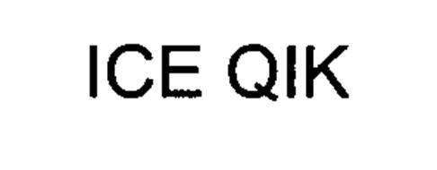 ICE QIK