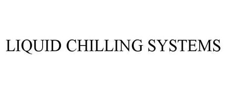 LIQUID CHILLING SYSTEMS