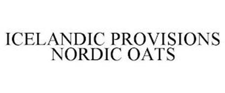 ICELANDIC PROVISIONS NORDIC OATS