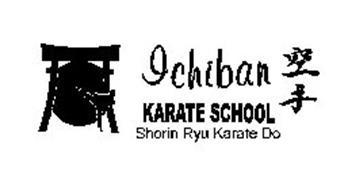 ICHIBAN KARATE SCHOOL SHORIN RYU KARATE DO