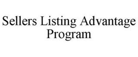 SELLERS LISTING ADVANTAGE PROGRAM