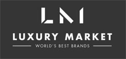 LM LUXURY MARKET WORLD'S BEST BRANDS