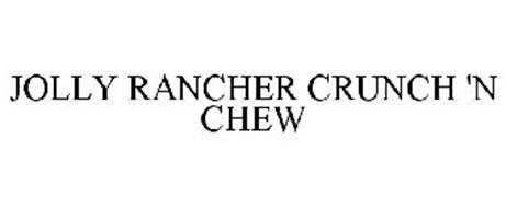 JOLLY RANCHER CRUNCH 'N CHEW