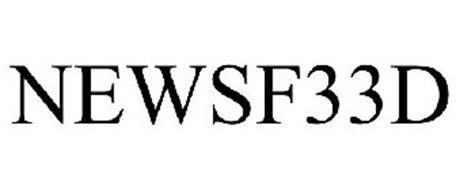NEWSF33D