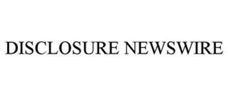 DISCLOSURE NEWSWIRE