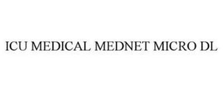ICU MEDICAL MEDNET MICRO DL
