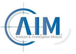 A.I.M. ANALYSIS & INVESTIGATION MODULE