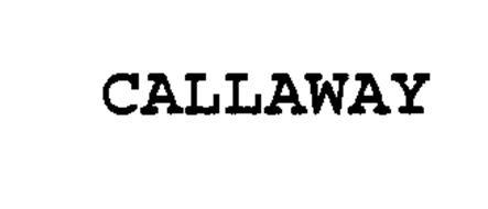 Callaway Trademark Of Ida Cason Callaway Foundation Serial Number 76527483 Trademarkia