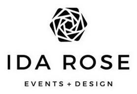 IDA ROSE EVENTS + DESIGN