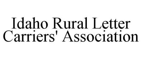 IDAHO RURAL LETTER CARRIERS' ASSOCIATION