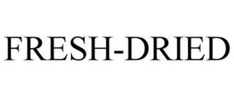 FRESH-DRIED