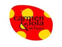 CARMEN & LOLA EAT ESPAÑA!