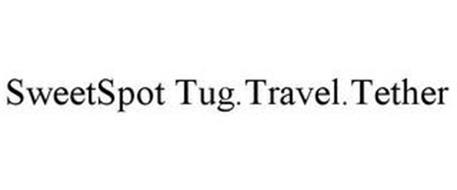 SWEETSPOT-TUG. TRAVEL. TETHER.
