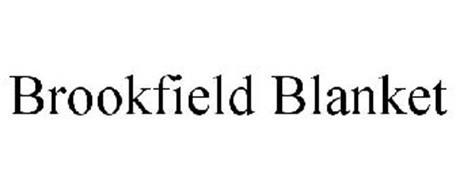 BROOKFIELD BLANKET