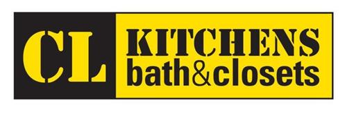 CL KITCHENS BATH&CLOSETS Trademark of Ideal Cabinet Operations ...